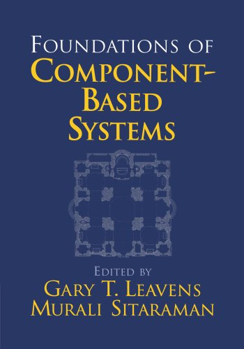 9780521155694: Foundations of Component-Based Systems