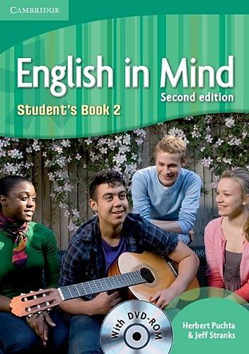 9780521156097: English in mind. Level 2. Student's book. Per la Scuola media. Con CD Audio. Con DVD-ROM: English in Mind 2nd  2 Student's Book with DVD-ROM