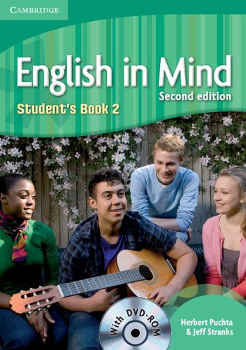 9780521156097: English in Mind Level 2 Student's Book with DVD-ROM