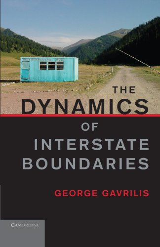 9780521156240: The Dynamics of Interstate Boundaries (Cambridge Studies in Comparative Politics (Paperback))
