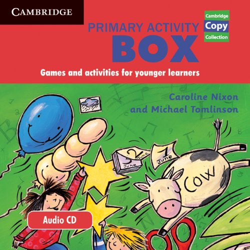 9780521156288: Primary Activity Box Audio CD: Games and Activities for Younger Learners