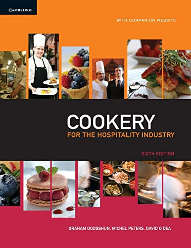 9780521156325: Cookery for the Hospitality Industry
