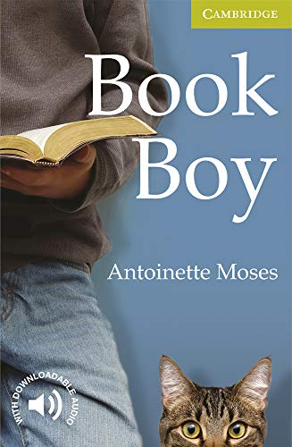 9780521156776: Book boy. Level starter. Cambridge English readers