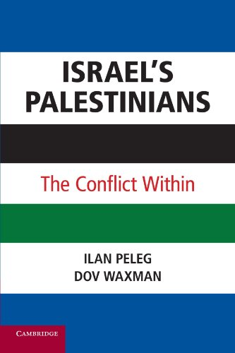9780521157025: Israel's Palestinians: The Conflict Within