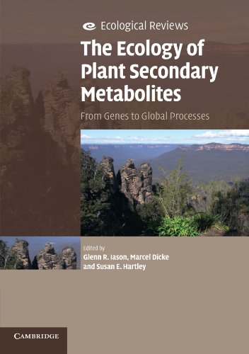 9780521157124: The Ecology of Plant Secondary Metabolites: From Genes to Global Processes (Ecological Reviews)