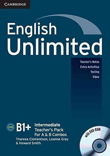 9780521157179: English Unlimited Intermediate Teacher's Pack (Teacher's Book with DVD-ROM)