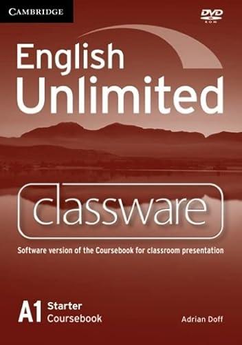 9780521157209: English Unlimited Starter Classware DVD-ROM