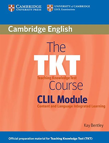 9780521157339: The TKT Course CLIL Module