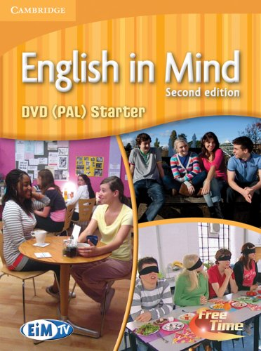 9780521157797: English in Mind Starter Level DVD (PAL)