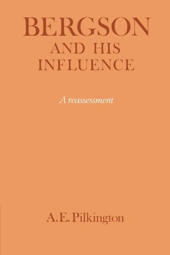 9780521157889: Bergson and his Influence: A Reassessment