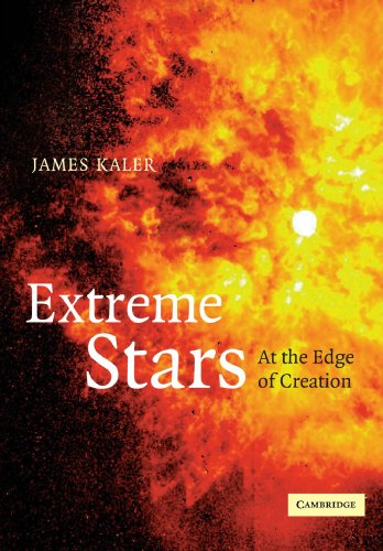 9780521158022: Extreme Stars Paperback