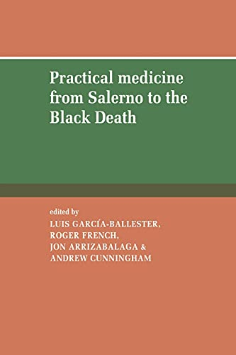 9780521158671: Practical Medicine from Salerno to the Black Death Paperback