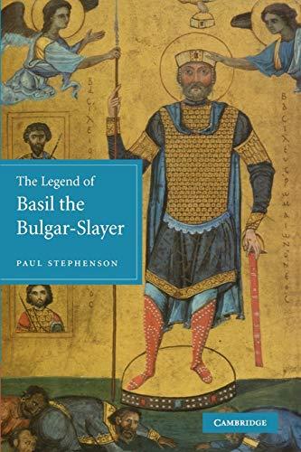 9780521158831: The Legend of Basil the Bulgar-Slayer