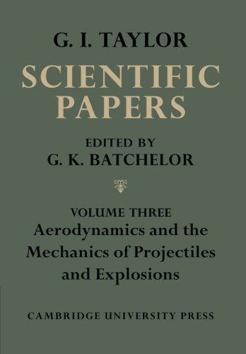 The The Scientific Papers of Sir Geoffrey