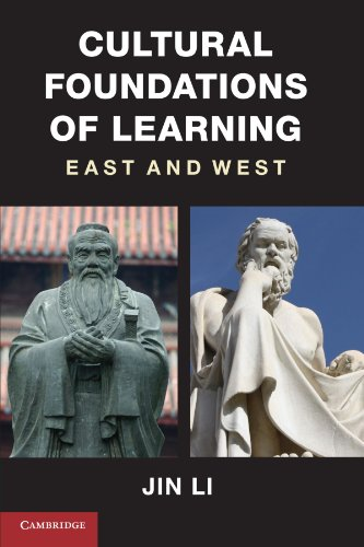 9780521160629: Cultural Foundations of Learning: East and West