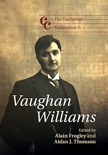 The Cambridge Companion to Vaughan Williams: Frogley, Alain