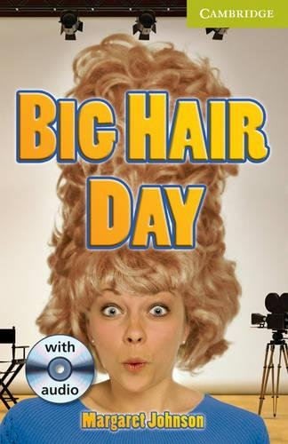9780521167352: Big Hair Day Starter/Beginner Book with Audio CD