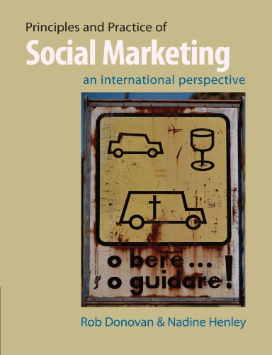9780521167376: Principles and Practice of Social Marketing: An International Perspective
