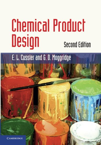 9780521168229: Chemical Product Design 2nd Edition Paperback (Cambridge Series in Chemical Engineering)