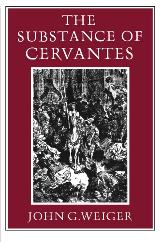 9780521168342: The Substance of Cervantes
