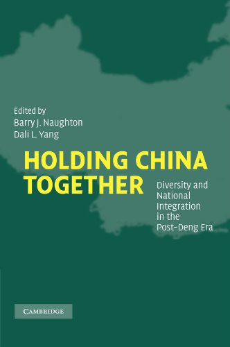 9780521168588: Holding China Together: Diversity and National Integration in the Post-Deng Era