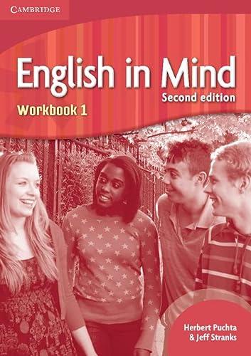 9780521168601: English in mind. Level 1. Workbook. Con espansione online. Per la Scuola media. Con CD Audio. Con CD-ROM