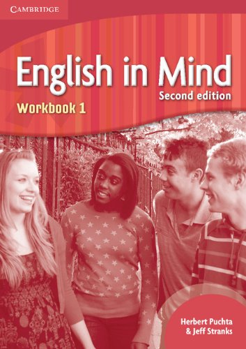 9780521168601: English in Mind Level 1 Workbook