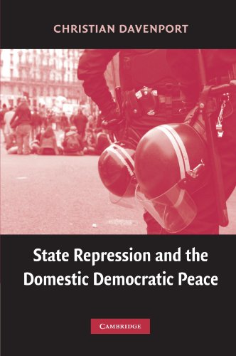 9780521168717: State Repression and the Domestic Democratic Peace (Cambridge Studies in Comparative Politics)