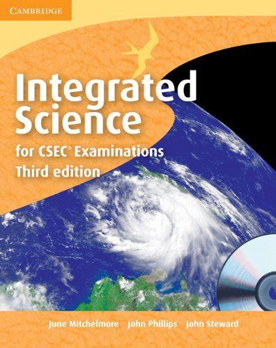 9780521168823: Integrated Science for CSEC Secondary Only Student Book with CD-ROM