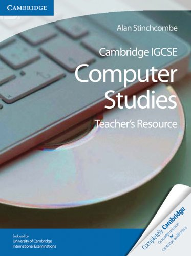 9780521169042: Cambridge IGCSE Computer Studies Teacher's Resource CD-ROM (Cambridge International IGCSE)