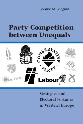 9780521169080: Party Competition between Unequals: Strategies and Electoral Fortunes in Western Europe (Cambridge Studies in Comparative Politics)