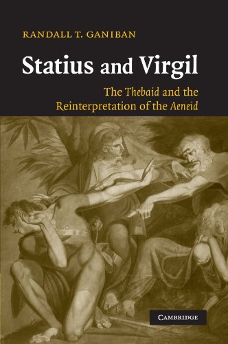 9780521169110: Statius and Virgil: The Thebaid and the Reinterpretation of the Aeneid