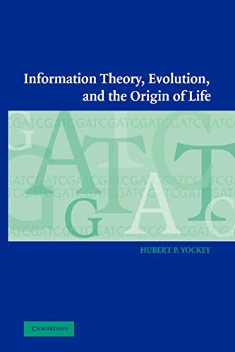 9780521169585: Information Theory, Evolution, and the Origin of Life
