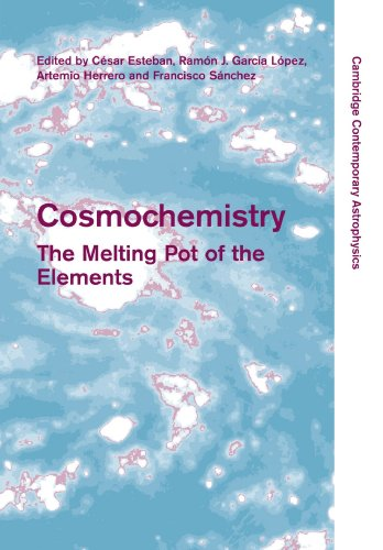 9780521169592: Cosmochemistry Paperback (Cambridge Contemporary Astrophysics)