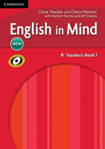 9780521169943: English in Mind Level 1 Teacher's Book Middle Eastern Edition: Level 1