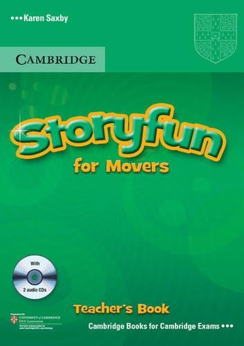 9780521170239: Storyfun for Movers Teacher's Book with Audio CDs (2) (Stories for Fun Teachers Book)