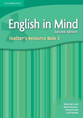 9780521170369: English in Mind Level 2 Teacher's Resource Book