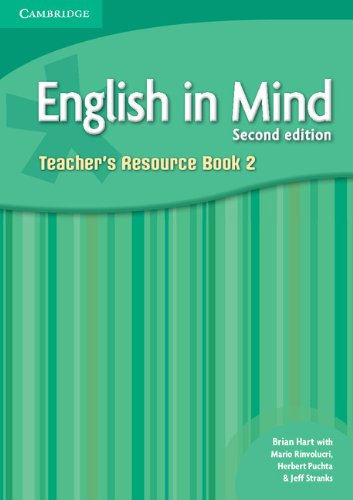 English in Mind Level 2 Teacher's Resource Book (9780521170369) by Hart, Brian