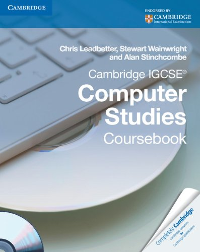 9780521170635: Cambridge IGCSE Computer Studies Coursebook with CD-ROM (Cambridge International IGCSE)