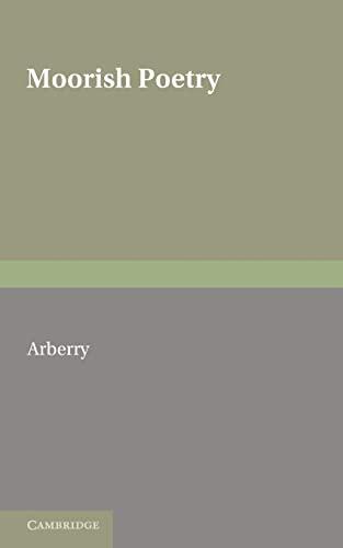 Moorish Poetry: A Translation of The Pennants