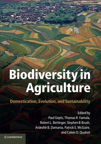 9780521170871: Biodiversity in Agriculture: Domestication, Evolution, and Sustainability