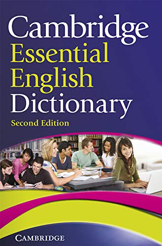9780521170925: Cambridge essential english dictionary