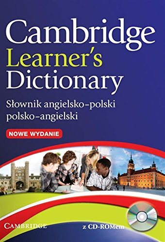 9780521170932: Cambridge Learner's Dictionary English-Polish 2nd Paperback with CD-ROM