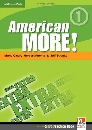 American More! Level 1 Extra Practice Book: Maria Cleary; Herbert