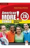 American More! Level 2 Combo A with: Herbert Puchta; Jeff