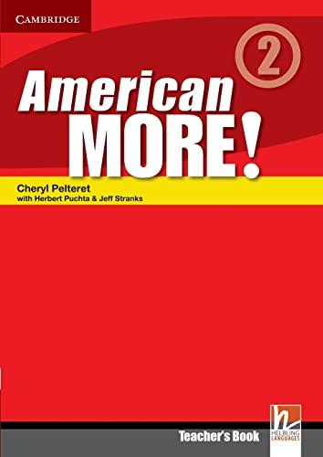 9780521171281: American More! Level 2 Teacher's Book