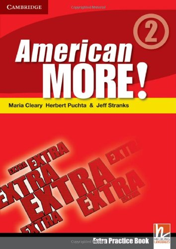 American More! Level 2 Extra Practice Book: Maria Cleary; Herbert
