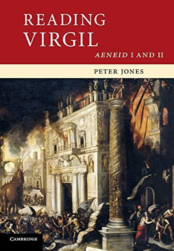 9780521171540: Reading Virgil: Aeneid I and II (Cambridge Intermediate Latin Readers)