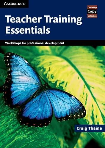 9780521172240: Teacher Training Essentials: Workshops for Professional Development