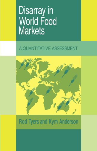 9780521172318: Disarray in World Food Markets: A Quantitative Assessment (Trade and Development)